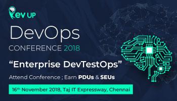 Rev Up DevOps conference Chennai