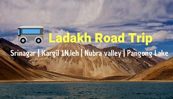 Adventurous Leh - Ladakh Road Trip   13th Semptember (8N)