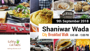 City Breakfast Walk with Dushyant Bhatia