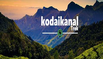 KODAIKANAL TO KUMBAKARAI TREK (20th Sep-22nd Sep)
