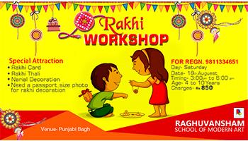 Rakhi Workshop