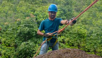 Anantagiri Hills | Camping | Rappelling | Kayaking