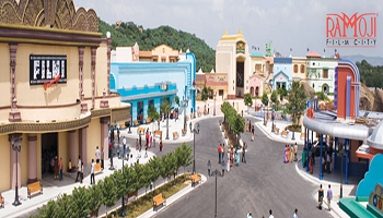 Sahas Combo - Ramoji Film City