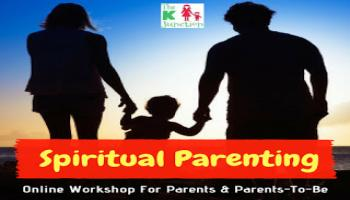 Art Of Spiritual Parenting - 7 Days Online Workshop