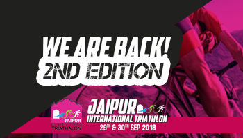 Jaipur International Triathlon 2018