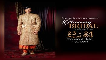 Ramola Bachchan and Sunar Jewels present Runway Bridal Wedding Show 2018