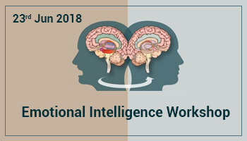 Learn to Manage Emotions with Emotional Intelligence Workshop By Yogesh Agiwal @ Hyderabad on 22nd Sep 2018