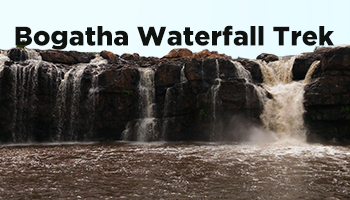 Telanganas most beatiful Bogatha waterfall trek
