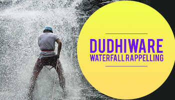 Dudhiware Waterfall Rappelling by Plus valley Adventure