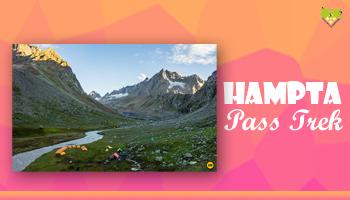 Hampta Pass trek by Plus Valley Adventure