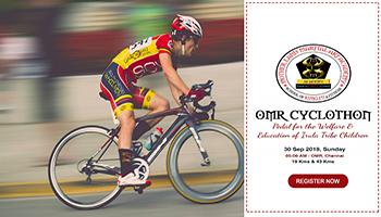 OMR Cyclothon