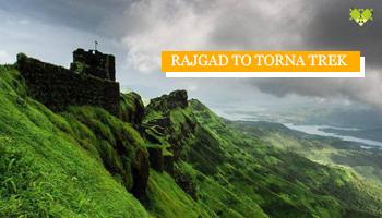 Rajgad to Torna Trek (29-30th Dec)