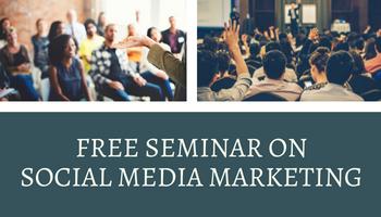 Free Social Media Marketing Seminar - Pune