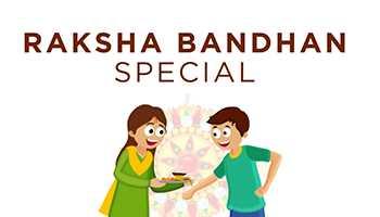 Raksha Bandhan Celebration @ Qube Cafe