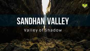 Sandhan Valley Trek (19-21st Oct)