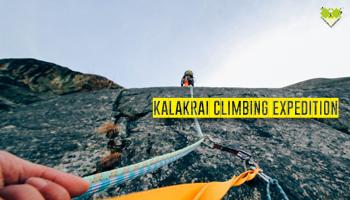 Kalakrai Climbing Expedition on 25th Nov