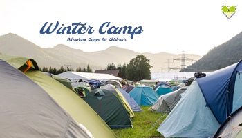 Winter Camp by Plus Valley Adventure