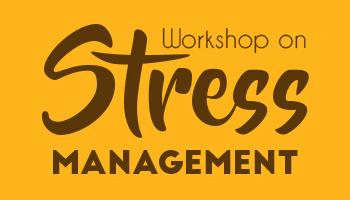 Workshop On Stress Management By Mrs.Kavita Tulsian