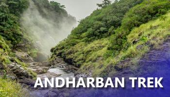 Andharban Forest Trek (24-25th Aug)