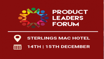 Product Leaders Forum (PLF) Bangalore 2018
