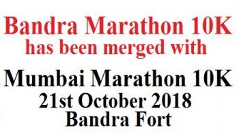 Bandra Marathon 10K