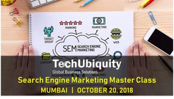 Search Engine Marketing (SEM) Masterclass - October 20 - Mumbai
