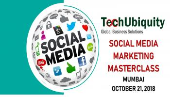 Social Media Marketing MasterClass - October 21 - Mumbai