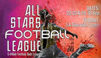 All Stars Football League by HotFut Sports