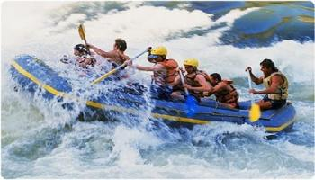 Kolad Overnight Stay and Water Activities.