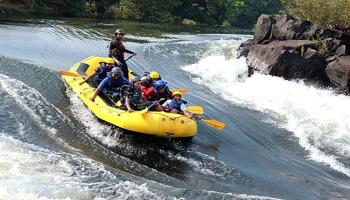 Kolad River  Rafting  and Overnight Stay.