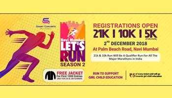 Navi Mumbai Lets Run-Season 2