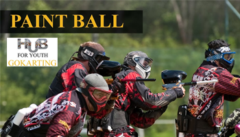 PaintBall at Hub For Youth