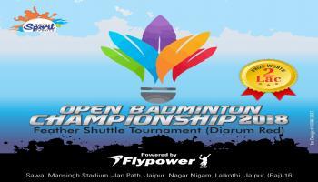 Open Badminton Championship 2018