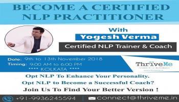 NLP Practitioner Program, Kolkata