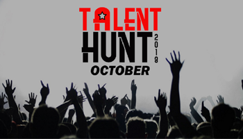Talent Hunt October 2018