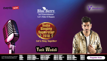 INDIA SINGING SUPERSTAR 2018 Hyderabad