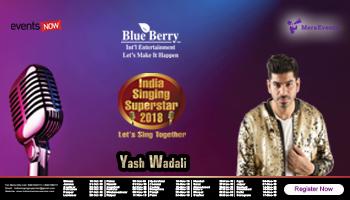 INDIA SINGING SUPERSTAR 2018 Mumbai
