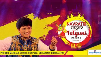 Navratri Utsav with Falguni Pathak 2018
