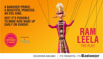 Ramleela Relive the Story at Leons World