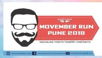 Movember Run Pune 2018