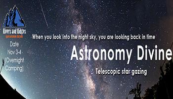 Astronomy Divine Nov