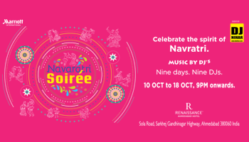 Navratri Soiree by DJ NIHAR