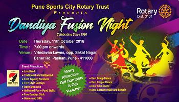 Dandiya Fusion Night