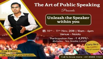 Unleash the Speaker within You