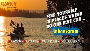 Laknavaram Island Camping