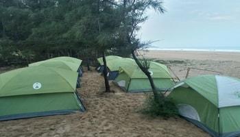 camping and gokarna beach trek