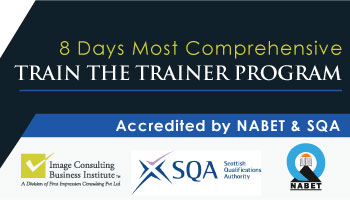 Train the Trainer (8 days most comprehensive program) CHENNAI