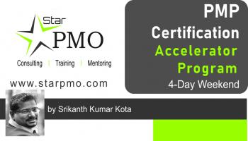 StarPMO PMP Certification Accelerator Program Nov 18