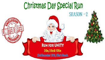 Christmas Day Special Run