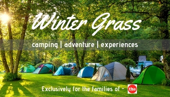 T.H.E Group - Camp Winter Grass, Camping and Adventure around Hyderabad, Ananthagiri Hills  Vikarabad